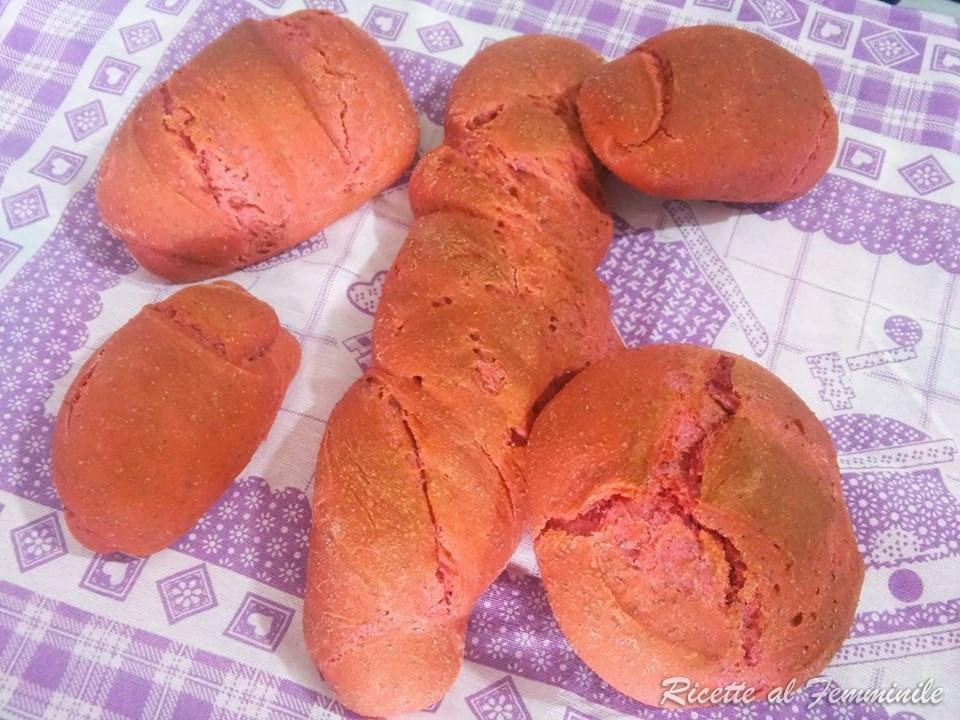Pane alla rapa rossa