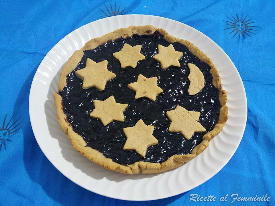 Crostata light