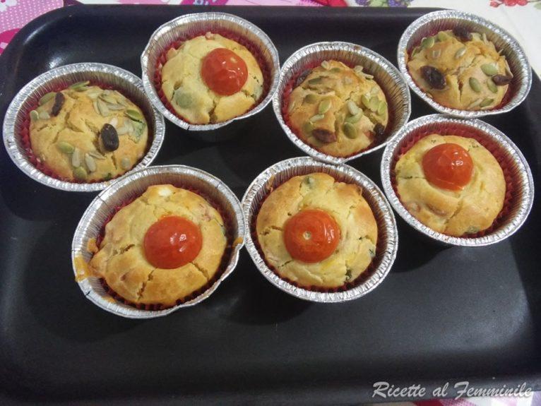 Muffin salati con pomodori secchi e ricotta salata - 12507685_1057141170986255_2700858227067360877_n-766x575