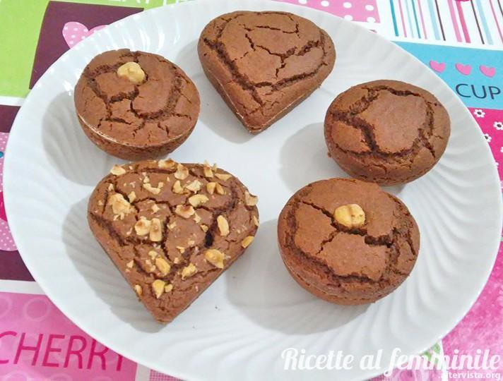 Muffin farina di castagne e nocciole vegan - muffin-farina-di-castagne