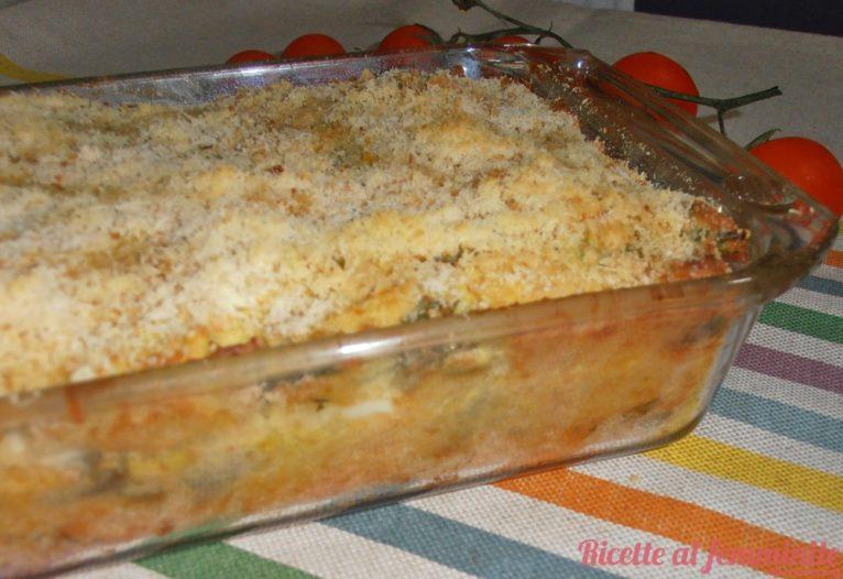 sfomato fagiolini e patate