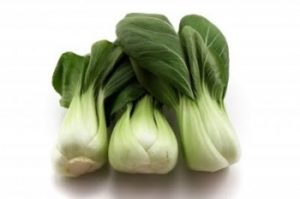 Pak choi o Cavolo cinese ricetta in agrodolce - pak-choi-300x199