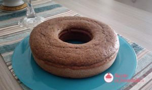 Torta al caffè e nocciole con farina di grano saraceno - torta-caffe-saraceno-nocciole-2-300x177