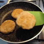 Hamburger vegan di lupini 6
