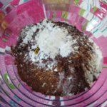 Torta ciliegie e more senza uova 5