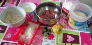 ingredienti polpette