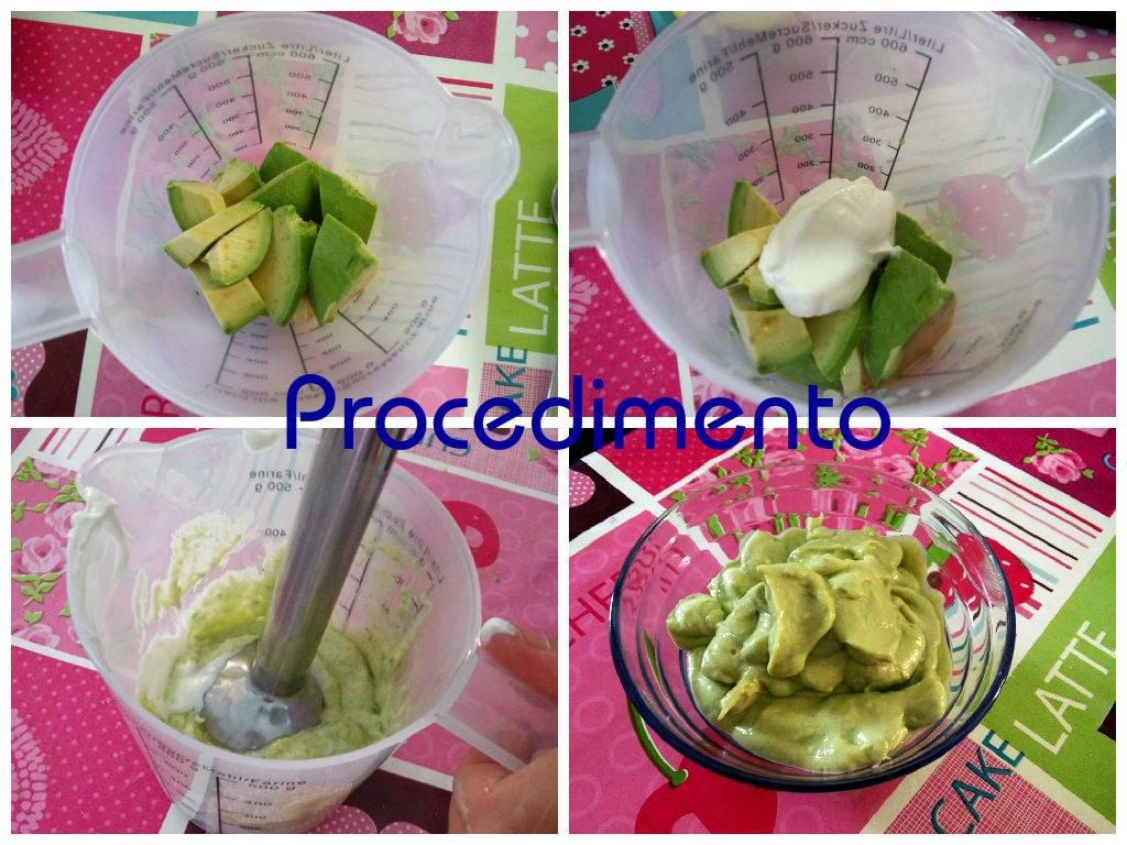Risotto avocado e yogurt con semi di chia
