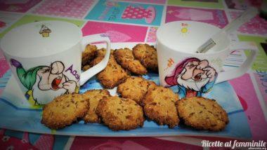 Biscotti digestive light- senza lattosio e senza uova