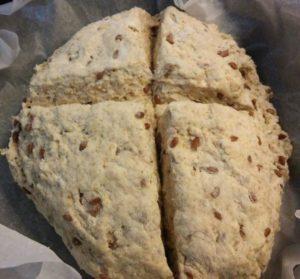 Pane senza lievito irlandese