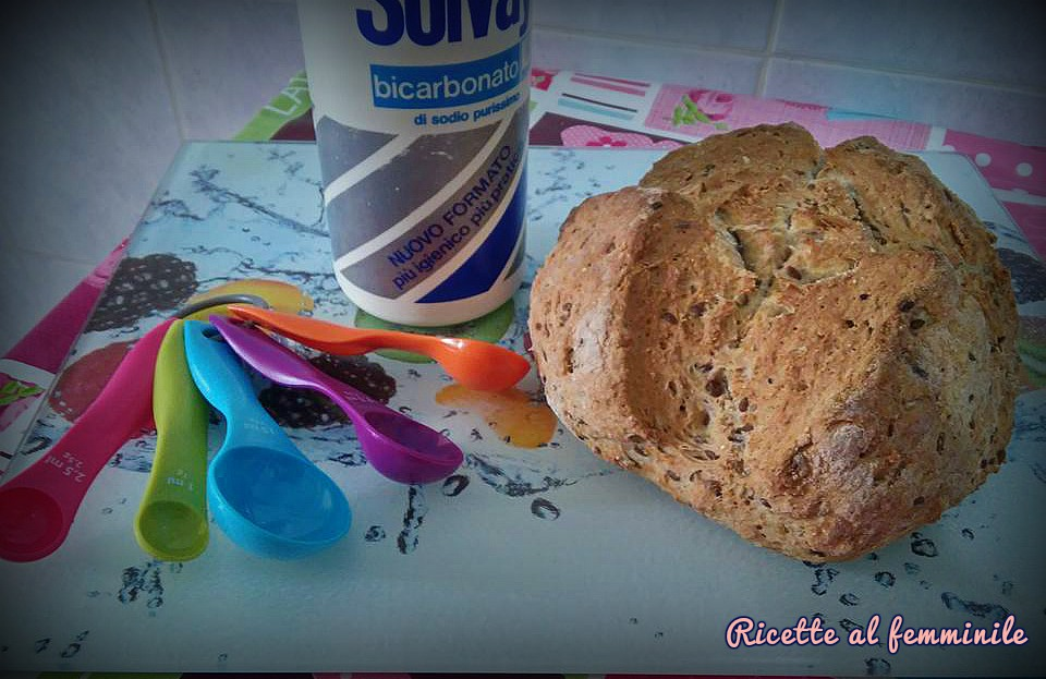 Pane irlanPane senza lievito irlandesedese o soda bread
