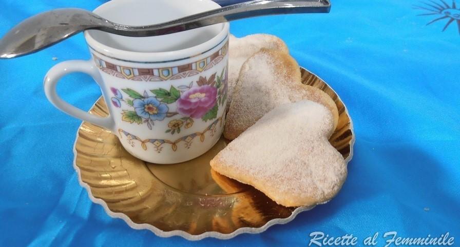 Biscotti vegan con latte di mandorla