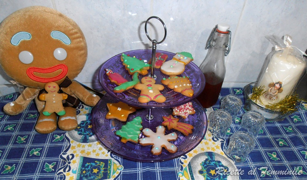 Pan di zenzero o gingerbread