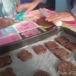 Biscotti natalizi: Mostaccioli morbidi ripieni 7