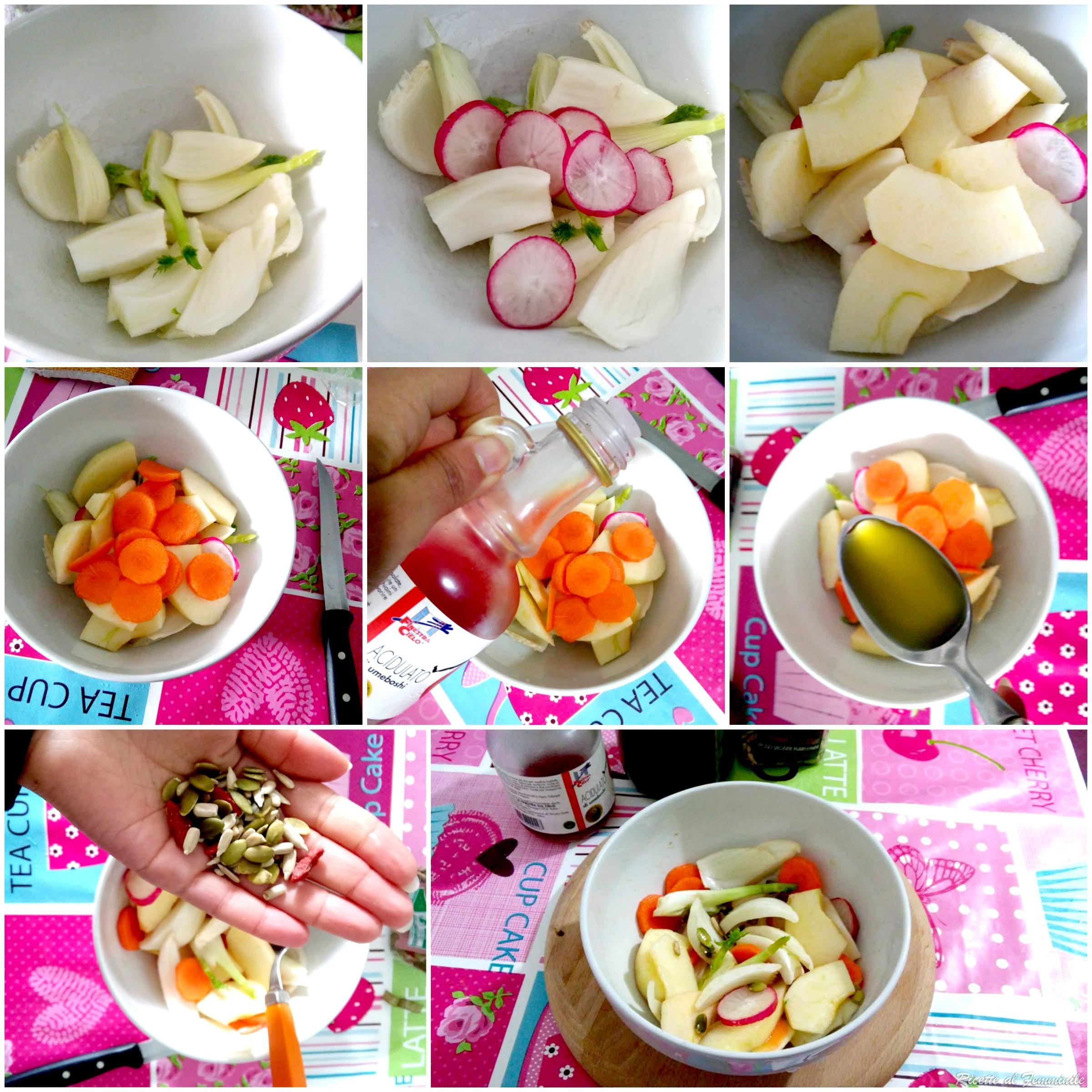 insalata sfinsalata sfiziosaiziosa