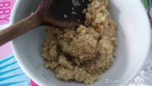 quinoa ricetta