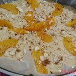 Torta pesche sciroppate con bimby senza lattosio 4