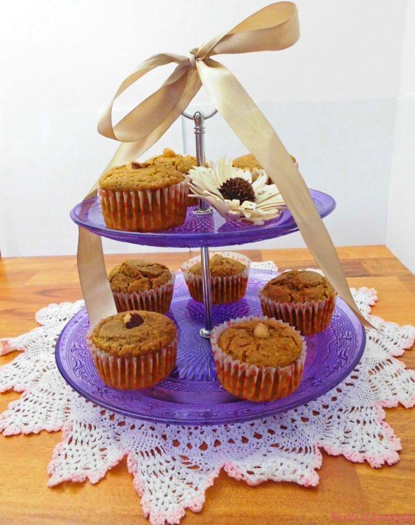 Muffin alla zucca vegan: Contest Love Veggy di Rigoni di Asiago - CIMG2670p-605x766