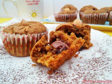 Muffin alla zucca vegan: Contest Love Veggy di Rigoni di Asiago