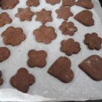 Biscotti con farina di carrube senza lattosio 6