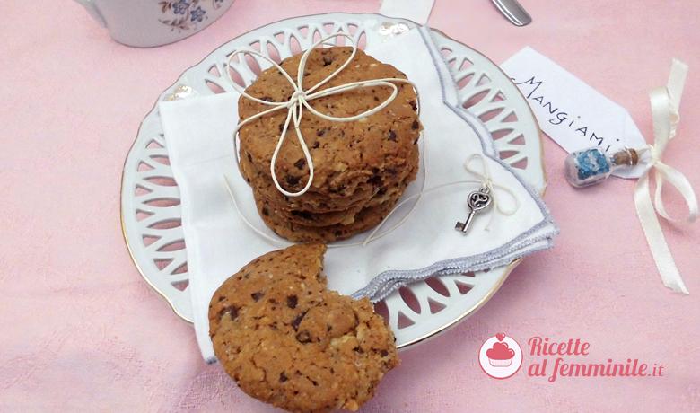 cookies senza burro