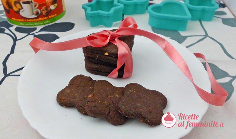 Biscotti con farina di carrube senza lattosio 1