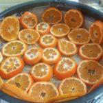 Torta all'arancia con il bimby 8