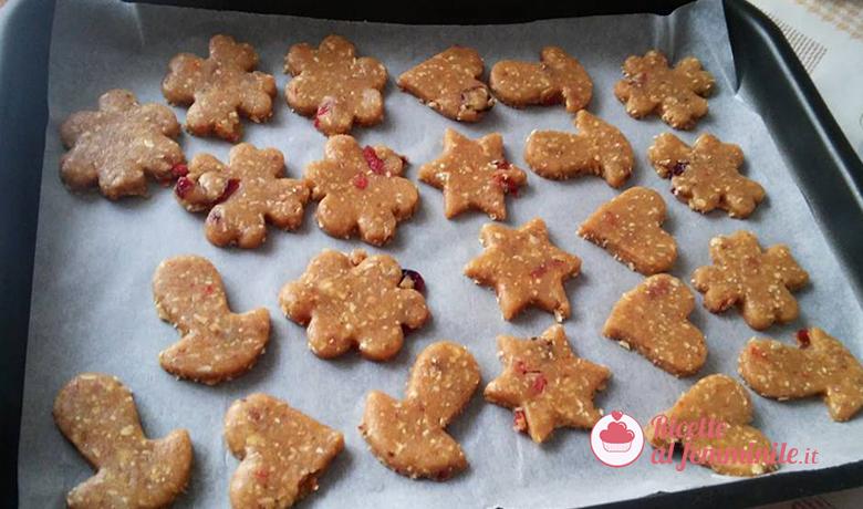 Biscotti con lievito madre e bacche di goji 7