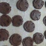 Biscotti senza zucchero al cioccolato 5