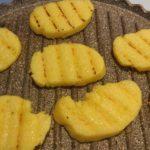 Crostini di polenta con formaggio e noci 6