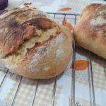 Pane di altamura con lievito madre 7