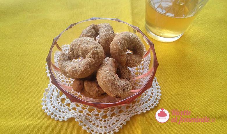 Biscotti al vino con lievito madre 7