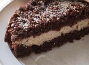 Sbriciolata cioccolata e cocco 7