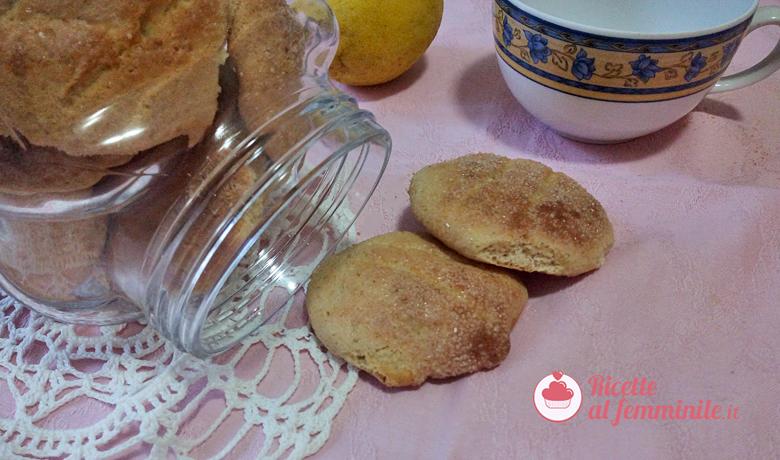 """Biscotti da inzuppo o """"inzupposi""""- senza burro 7"""