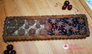 Le migliori torte per San Valentino - crostata-cioccolato-e-avocado-300x177