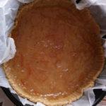 Crostata slava con marmellata di arance e meringa 5