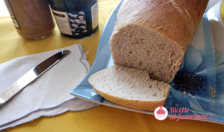 Pan bauletto con lievito madre 6