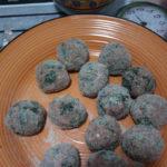 Polpettine di manzo con bieta e pinoli 5
