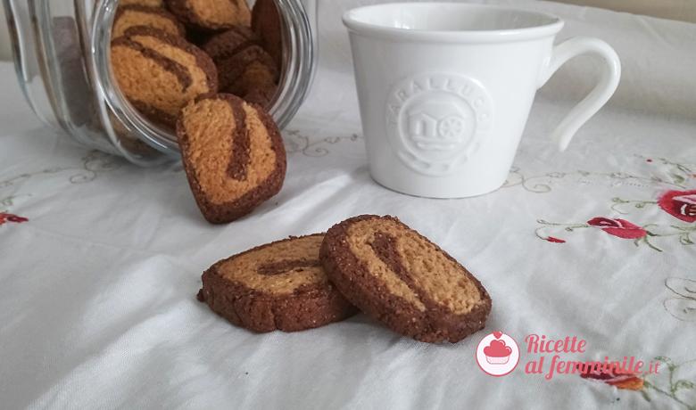 Biscotti cioccograno fatti in casa 6