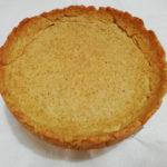 Crostata con crema alle ciliegie senza burro 6