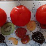 Pomodori ripieni di riso con speck e formaggio 6