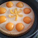 Crostata morbida con crema alla lavanda 6