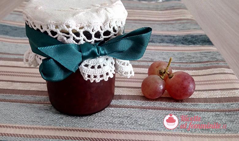 Marmellata d'uva con il bimby 1