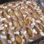 Torta alle prugne con grano saraceno 6