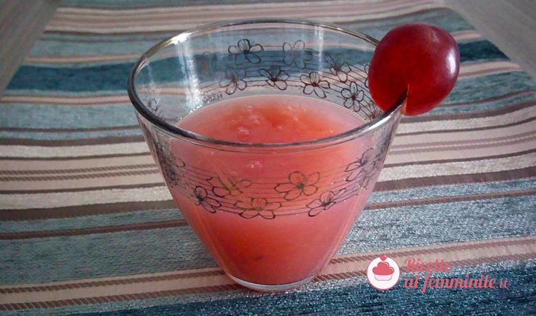 Succo d'uva fatto in casa 1