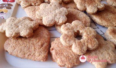 Ricette dei biscotti della Mulino Bianco - come farli in casa 4