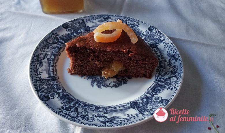 Torta Nua cioccolato e marmellata 5