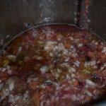 Vellutata vegan di patate dolci, zucca e castagne 5