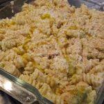 Pasta al forno con i broccoli romaneschi 6
