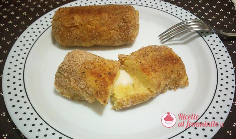 Crocchette di patate al forno 7