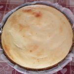 Crostata cheesecake senza panna e senza burro 5